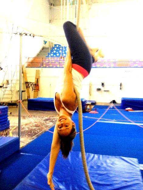 Circus school!