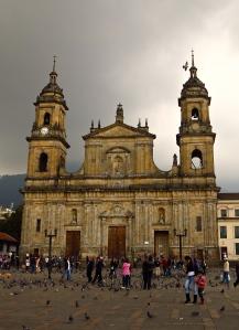 La Catedral Primada- La Candeleria, Bogota