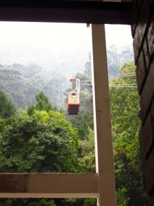 Cable Car to Monserrate