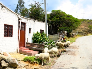 Manuel's house