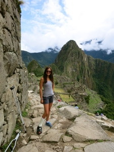 I'll be working on my tan and upper body strength for the next two weeks in Northern Peru!