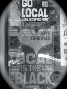 Local is the new black in Asheville