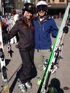 Ben and I- Lake Tahoe 2013