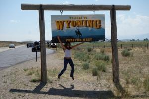 Bye Montana, what's up Wyoming?!